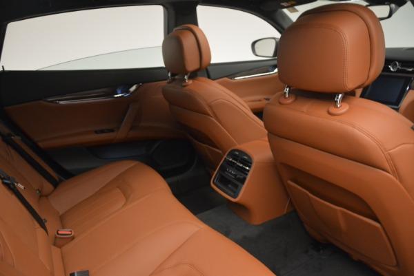 New 2018 Maserati Quattroporte S Q4 for sale Sold at Aston Martin of Greenwich in Greenwich CT 06830 28