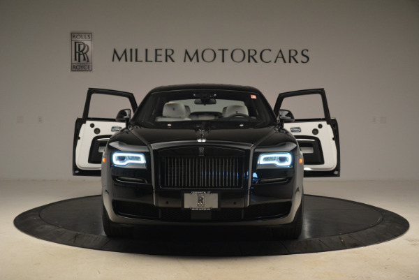 Used 2017 Rolls-Royce Ghost Black Badge for sale Sold at Aston Martin of Greenwich in Greenwich CT 06830 13