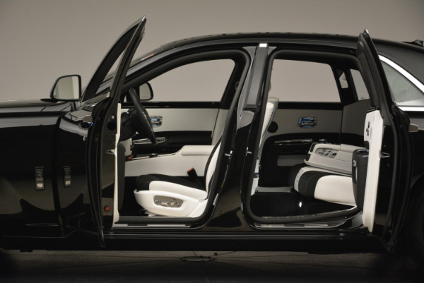 Used 2017 Rolls-Royce Ghost Black Badge for sale Sold at Aston Martin of Greenwich in Greenwich CT 06830 15