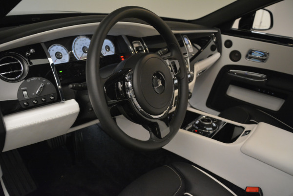 Used 2017 Rolls-Royce Ghost Black Badge for sale Sold at Aston Martin of Greenwich in Greenwich CT 06830 18