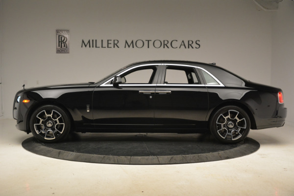 Used 2017 Rolls-Royce Ghost Black Badge for sale Sold at Aston Martin of Greenwich in Greenwich CT 06830 2