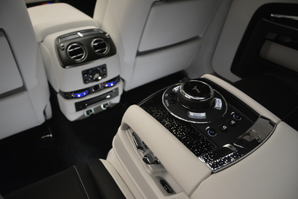 Used 2017 Rolls-Royce Ghost Black Badge for sale Sold at Aston Martin of Greenwich in Greenwich CT 06830 25