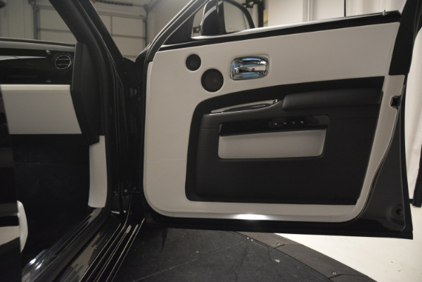 Used 2017 Rolls-Royce Ghost Black Badge for sale Sold at Aston Martin of Greenwich in Greenwich CT 06830 26