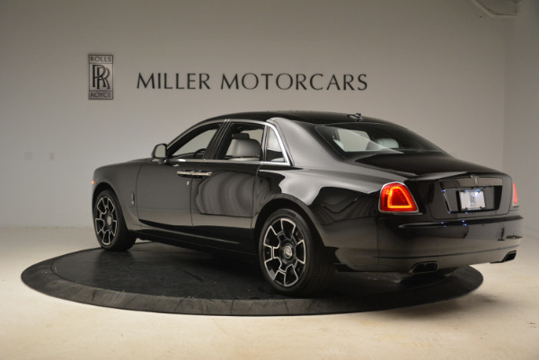 Used 2017 Rolls-Royce Ghost Black Badge for sale Sold at Aston Martin of Greenwich in Greenwich CT 06830 3