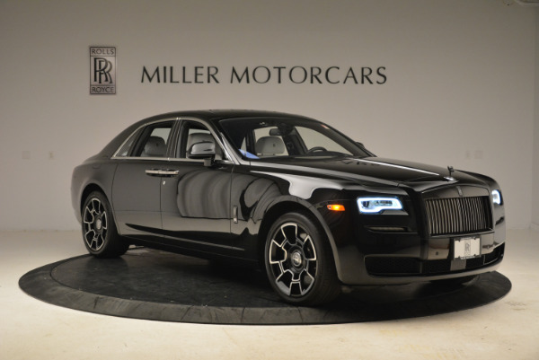 Used 2017 Rolls-Royce Ghost Black Badge for sale Sold at Aston Martin of Greenwich in Greenwich CT 06830 9