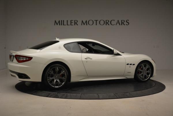Used 2016 Maserati GranTurismo Sport for sale $61,900 at Aston Martin of Greenwich in Greenwich CT 06830 10