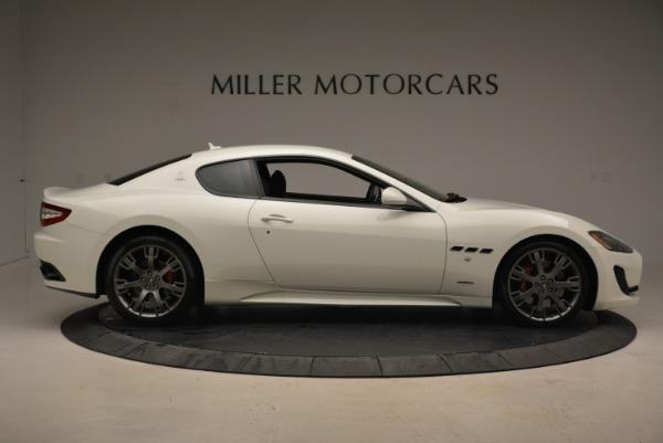 Used 2016 Maserati GranTurismo Sport for sale $61,900 at Aston Martin of Greenwich in Greenwich CT 06830 11