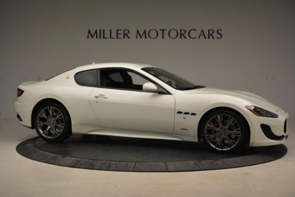Used 2016 Maserati GranTurismo Sport for sale $61,900 at Aston Martin of Greenwich in Greenwich CT 06830 12