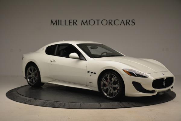 Used 2016 Maserati GranTurismo Sport for sale $61,900 at Aston Martin of Greenwich in Greenwich CT 06830 13