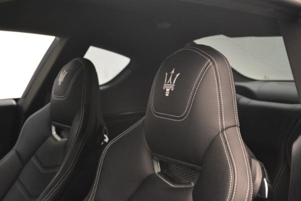 Used 2016 Maserati GranTurismo Sport for sale $61,900 at Aston Martin of Greenwich in Greenwich CT 06830 18