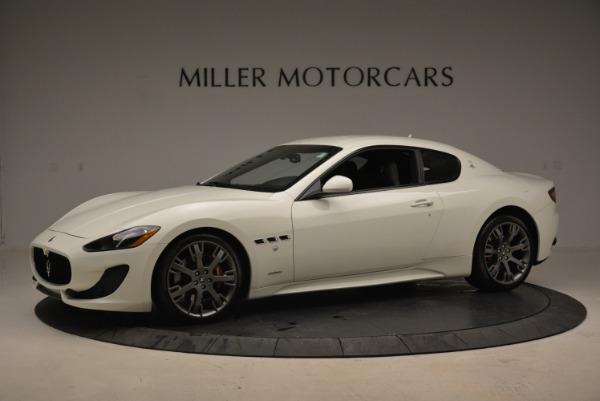 Used 2016 Maserati GranTurismo Sport for sale $61,900 at Aston Martin of Greenwich in Greenwich CT 06830 2