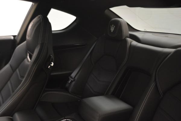 Used 2016 Maserati GranTurismo Sport for sale $61,900 at Aston Martin of Greenwich in Greenwich CT 06830 22
