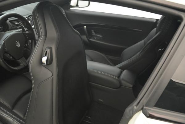 Used 2016 Maserati GranTurismo Sport for sale $61,900 at Aston Martin of Greenwich in Greenwich CT 06830 23