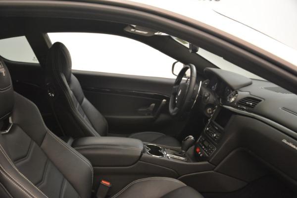 Used 2016 Maserati GranTurismo Sport for sale $61,900 at Aston Martin of Greenwich in Greenwich CT 06830 24