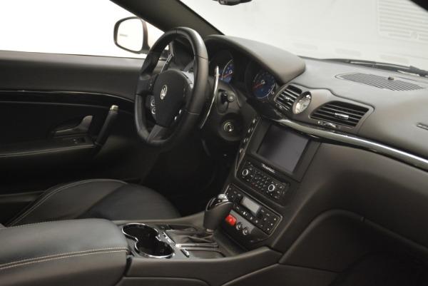 Used 2016 Maserati GranTurismo Sport for sale $61,900 at Aston Martin of Greenwich in Greenwich CT 06830 25