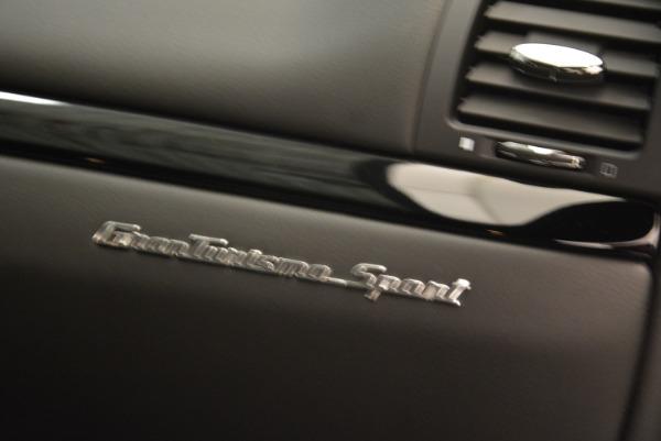 Used 2016 Maserati GranTurismo Sport for sale $61,900 at Aston Martin of Greenwich in Greenwich CT 06830 26