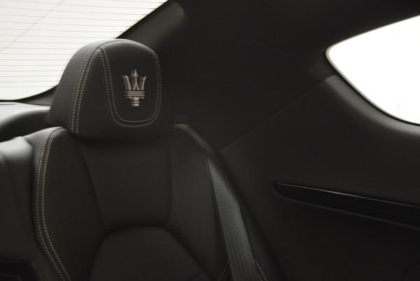 Used 2016 Maserati GranTurismo Sport for sale $61,900 at Aston Martin of Greenwich in Greenwich CT 06830 28