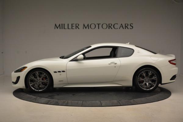 Used 2016 Maserati GranTurismo Sport for sale $61,900 at Aston Martin of Greenwich in Greenwich CT 06830 3