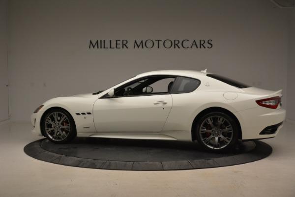 Used 2016 Maserati GranTurismo Sport for sale $61,900 at Aston Martin of Greenwich in Greenwich CT 06830 4