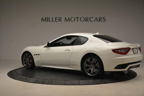 Used 2016 Maserati GranTurismo Sport for sale $61,900 at Aston Martin of Greenwich in Greenwich CT 06830 5