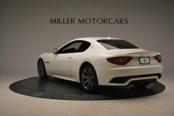 Used 2016 Maserati GranTurismo Sport for sale $61,900 at Aston Martin of Greenwich in Greenwich CT 06830 6