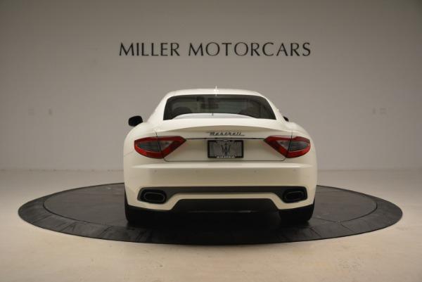 Used 2016 Maserati GranTurismo Sport for sale $61,900 at Aston Martin of Greenwich in Greenwich CT 06830 7