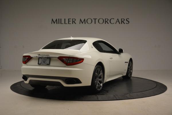 Used 2016 Maserati GranTurismo Sport for sale $61,900 at Aston Martin of Greenwich in Greenwich CT 06830 8
