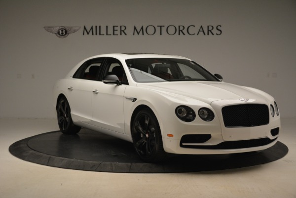 New 2018 Bentley Flying Spur V8 S Black Edition for sale Sold at Aston Martin of Greenwich in Greenwich CT 06830 11