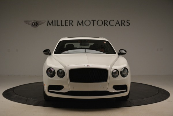 New 2018 Bentley Flying Spur V8 S Black Edition for sale Sold at Aston Martin of Greenwich in Greenwich CT 06830 12