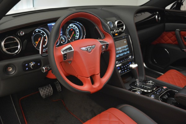 New 2018 Bentley Flying Spur V8 S Black Edition for sale Sold at Aston Martin of Greenwich in Greenwich CT 06830 20