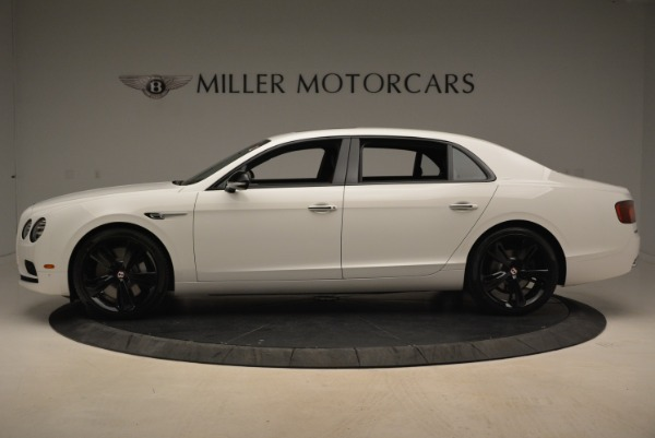 New 2018 Bentley Flying Spur V8 S Black Edition for sale Sold at Aston Martin of Greenwich in Greenwich CT 06830 3