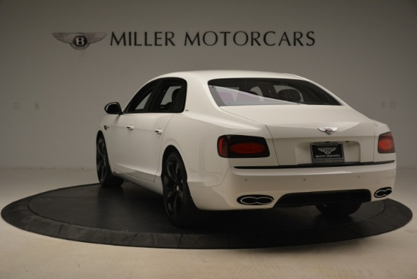 New 2018 Bentley Flying Spur V8 S Black Edition for sale Sold at Aston Martin of Greenwich in Greenwich CT 06830 5
