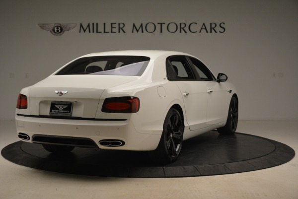 New 2018 Bentley Flying Spur V8 S Black Edition for sale Sold at Aston Martin of Greenwich in Greenwich CT 06830 7