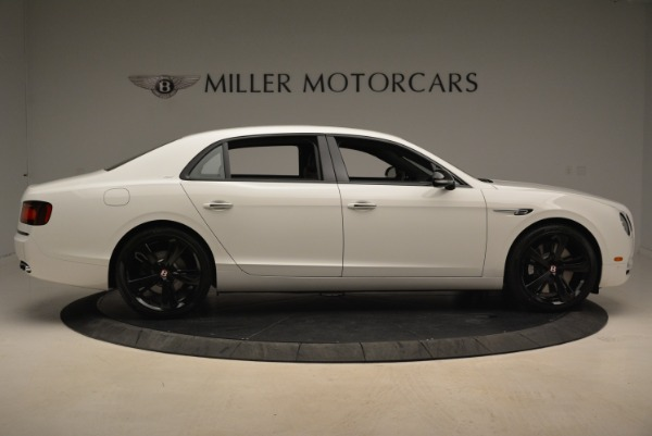 New 2018 Bentley Flying Spur V8 S Black Edition for sale Sold at Aston Martin of Greenwich in Greenwich CT 06830 9
