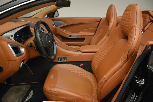 Used 2014 Aston Martin Vanquish Volante for sale Sold at Aston Martin of Greenwich in Greenwich CT 06830 21