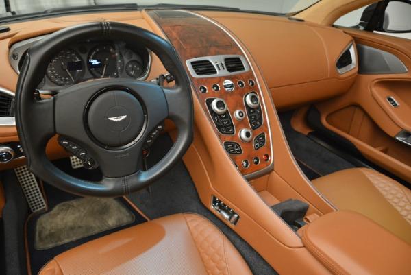 Used 2014 Aston Martin Vanquish Volante for sale Sold at Aston Martin of Greenwich in Greenwich CT 06830 22