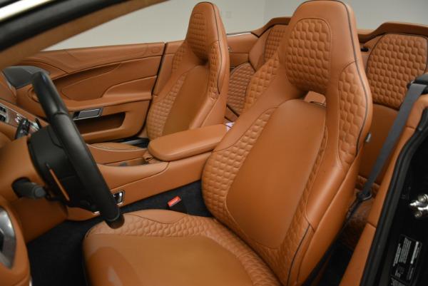 Used 2014 Aston Martin Vanquish Volante for sale Sold at Aston Martin of Greenwich in Greenwich CT 06830 23