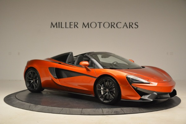 New 2018 McLaren 570S Spider for sale Sold at Aston Martin of Greenwich in Greenwich CT 06830 10