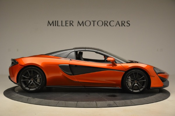 New 2018 McLaren 570S Spider for sale Sold at Aston Martin of Greenwich in Greenwich CT 06830 20