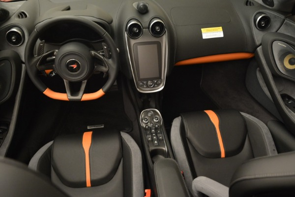 New 2018 McLaren 570S Spider for sale Sold at Aston Martin of Greenwich in Greenwich CT 06830 28