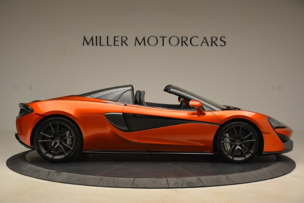 New 2018 McLaren 570S Spider for sale Sold at Aston Martin of Greenwich in Greenwich CT 06830 9