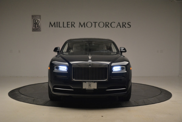 Used 2015 Rolls-Royce Wraith for sale Sold at Aston Martin of Greenwich in Greenwich CT 06830 12