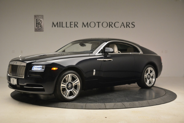 Used 2015 Rolls-Royce Wraith for sale Sold at Aston Martin of Greenwich in Greenwich CT 06830 2