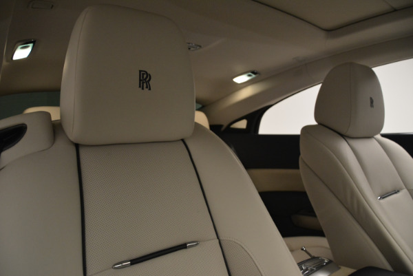 Used 2015 Rolls-Royce Wraith for sale Sold at Aston Martin of Greenwich in Greenwich CT 06830 23