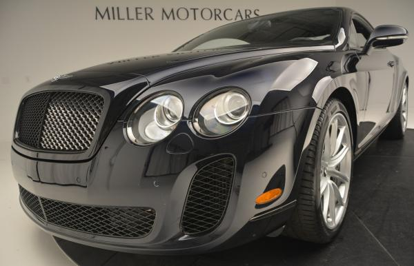 Used 2010 Bentley Continental Supersports for sale Sold at Aston Martin of Greenwich in Greenwich CT 06830 15