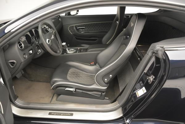 Used 2010 Bentley Continental Supersports for sale Sold at Aston Martin of Greenwich in Greenwich CT 06830 22