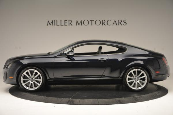 Used 2010 Bentley Continental Supersports for sale Sold at Aston Martin of Greenwich in Greenwich CT 06830 3