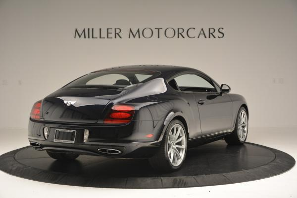 Used 2010 Bentley Continental Supersports for sale Sold at Aston Martin of Greenwich in Greenwich CT 06830 7