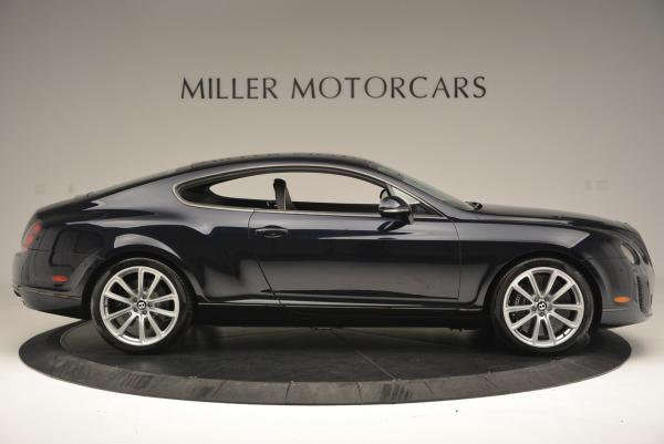 Used 2010 Bentley Continental Supersports for sale Sold at Aston Martin of Greenwich in Greenwich CT 06830 9