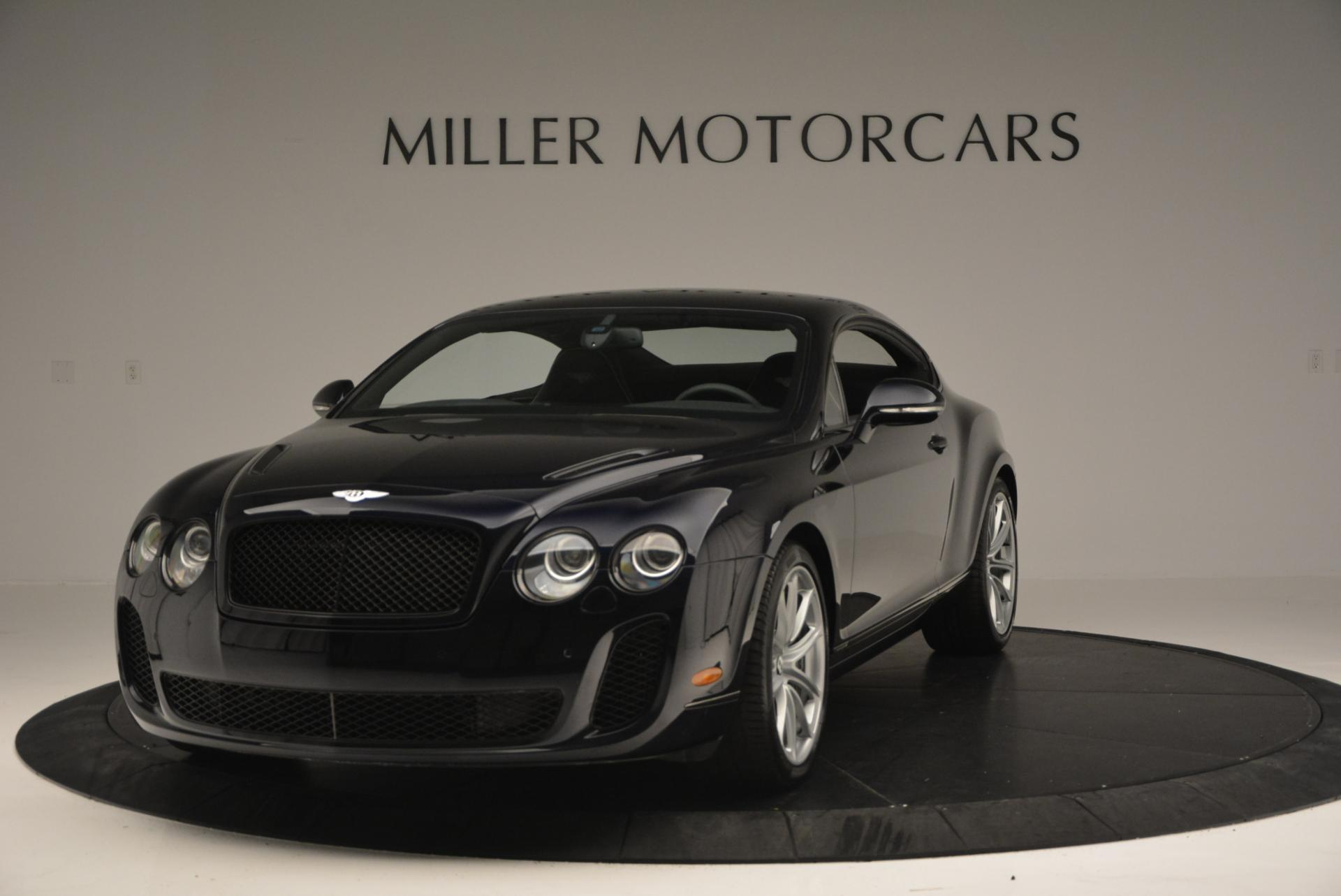 Used 2010 Bentley Continental Supersports for sale Sold at Aston Martin of Greenwich in Greenwich CT 06830 1